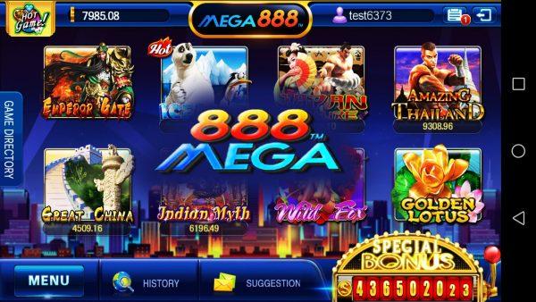 A Look at Mega888 Casino Gaming Platform